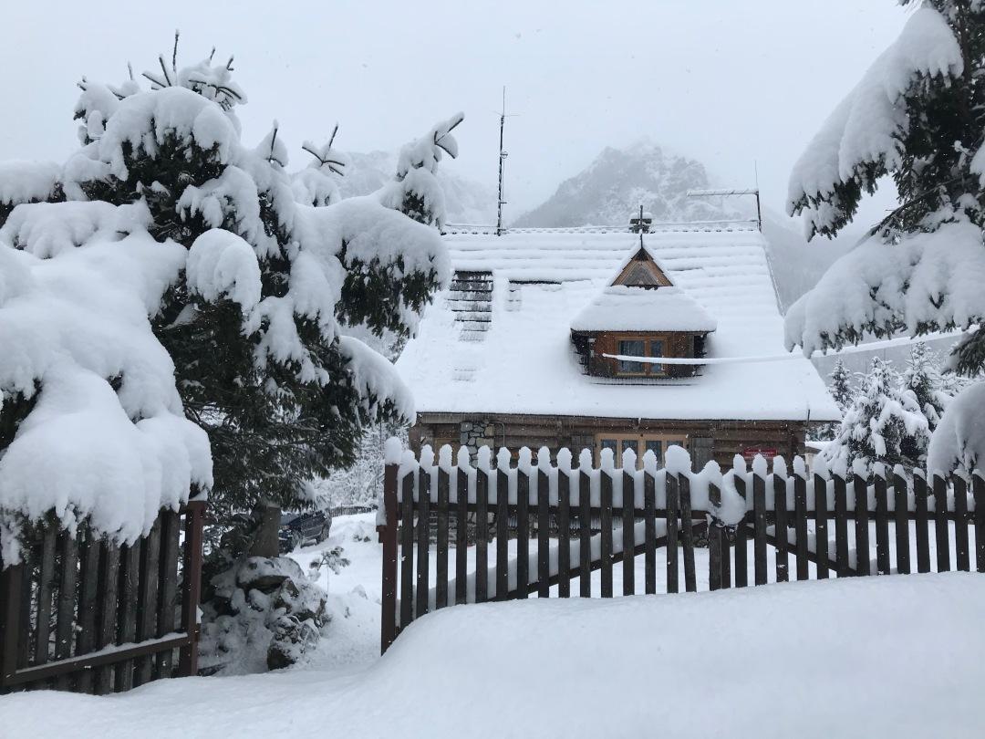 A cottage in Zakopane