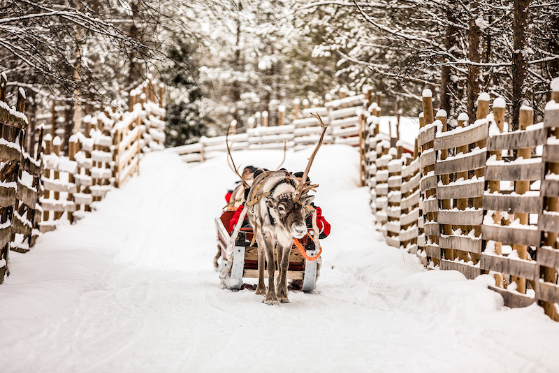 Nordic Unique Travels Rovaniemi Lapland Finland.